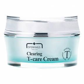 Крем Увлажняющий Матирующий С Экстрактом Масла Чайного Дерева Sferangs Clearing T-Care Cream