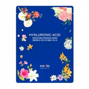 Увлажняющая тканевая маска с гиалуроновой кислотой для лица Eyenlip HYALURONIC ACID MOISTURE ESSENCE MASK 25ml