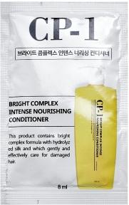 Кондиционер для волос интенсивно питающий с протеинами ESTHETIC HOUSE CP-1 Bright Complex Intense Nourishing Conditioner, 8ml