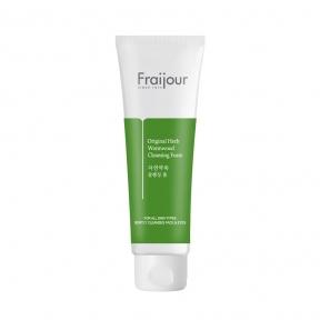 Пенка для умывания «Растительные экстракты» Evas Fraijour Original Herb Wormwood Cleansing Foam 150ml