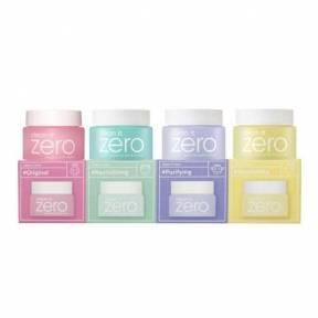 Набор Бальзамов Для Удаления Макияжа И Очищения В Миниатюре Banila Co Miniature  Clean It Zero Set 28ml