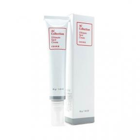 Крем лечебный локальный против акне с экстрактом центеллы Cosrx AC Collection Ultimate Spot Cream 30g