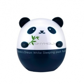 Маска для лица ночная отбеливающая Tony Moly Panda's Dream White Sleeping Pack 50g