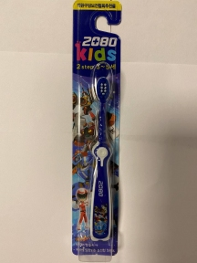 Зубная щётка детская c 2-5 лет 2080 Kids 2 Step Chaduya