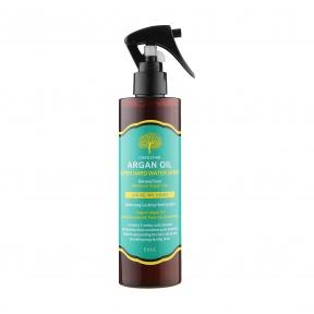 Спрей с аргановым маслом для укладки волос Evas Char Char Argan Oil Super Hard Water Spray, 250ml
