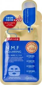 Маска гидрогелевая для лица Mediheal N.M.F Aquaring Hydro Nude Gel Mask 30g
