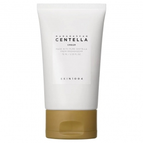Крем увлажняющий с центеллой для лица Skin1004 Madagascar centella cream 75ml