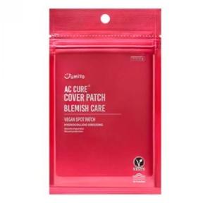 Патчи от воспалений Jumiso AC Cure Vegan Cover Patch Blemish Care, 30шт
