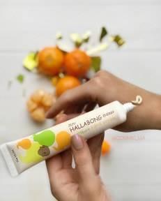 Крем Для Рук С Экстрактом Цитрусовых The YEON Jeju Hallabong Energy Moisture Hand Cream