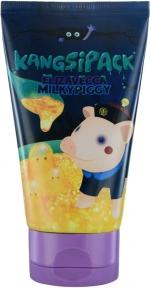 Маска для лица с золотом и коллагеном Elizavecca Face Care Milky Piggy Kangsipack 120ml