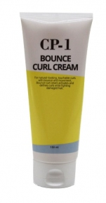 Крем восстанавливающий с кератином для поврежденных волос Esthetic House CP-1 Bounce Curl Cream 150ml