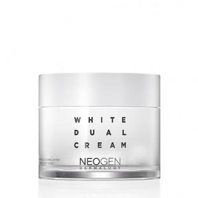 Крем для лица двухслойный Neogen Dermalogy White Dual Cream 80ml