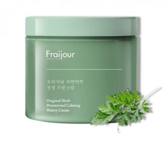 Крем для лица «Растительные экстракты» Evas Fraijour Original Herb Wormwood Calming Watery Cream 100ml