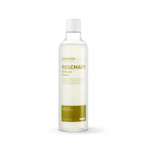 Тонер Освежающий С Экстрактом Розмарина Aromatica  Rosemary Refresh Toner 350 ml