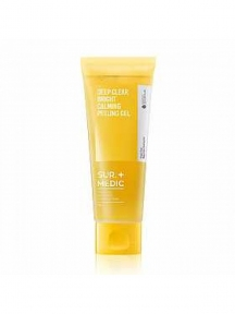 Пилинг-скатка успокаивающая с экстрактом центеллы и мёда Neogen Deep Clear Bright Calming Peeling Gel 120ml