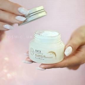 Крем Восстанавливающий С Экстрактом Риса И Керамидами The Face Shop Rice & Ceramide Moisturizing Cream