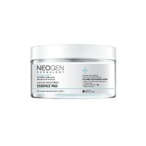 Пэды успокаивающие эссенциальные Neogen Dermalogy A-Clear Aid Soothing Essence Pad 140ml (20шт)