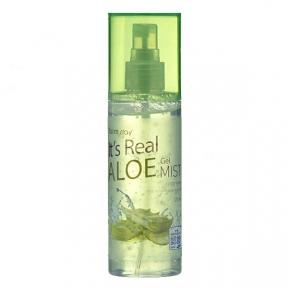 Мист увлажняющий с экстрактом алоэ Farmstay It'S Real Aloe Gel Mist 120ml