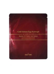 Маска гидрогелевая омолаживающая с экстрактом красной икры Ronas Gold Salmon Egg Hydrogel 25ml
