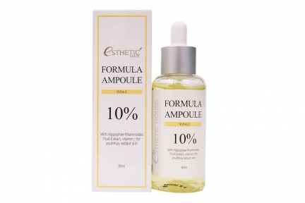 Сыворотка осветляющая с витамином С Esthetic House Formula Ampoule Vita C 80 ml