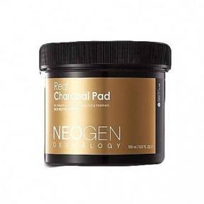 Пилинг-Диски Очищающие С Древесным Углем Neogen Real Charcoal Pad