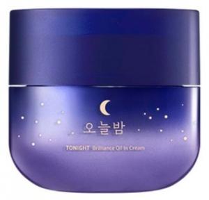Крем ночной питательный для лица Missha Tonight Brilliance Oil In Cream 50ml