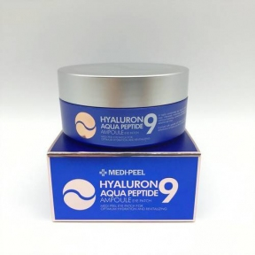 Патчи С Гиалуроновой Кислотой И Пептидами Medi Peel  Hyaluron Aqua Peptide Eye Patch