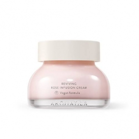 Омолаживающий крем с экстрактом розы Aromatica Reviving Rose Infusion Cream 50ml