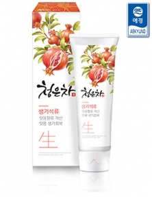 Зубная паста укрепляющая с экстрактом граната  2080 Cheong-Eun-Cha Pomegranate Toothpaste 120ml
