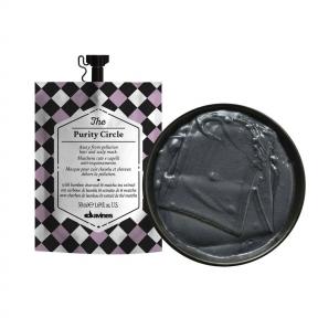 Маска очищающая с детокс-эффектом для волос и кожи головы Davines The Circle Chronicles The Purity Circle 50ml