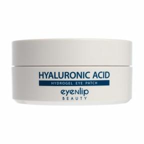 Патчи гидрогелевые с гиалуроновой кислотой для глаз Eyenlip HYALURONIC ACID HYDROGEL EYE PATCH 60шт