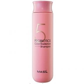 Шампунь с пробиотиками для защиты цвета Masil 5 Probiotics Color Radiance Shampoo 300ml