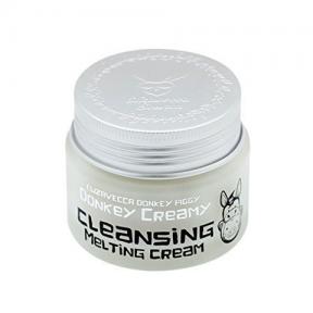 Крем-масло очищающий для снятия макияжа Elizavecca Donkey Creamy Cleansing Melting Cream 100ml
