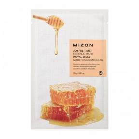 Маска Укрепляющая С Прополисом Mizon Joyful Time Essence Mask Royal Jelly Nutrition & Skin Health