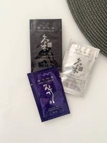 Набор пробников Daeng Gi Meo Ri: Кондиционер для всех типов волос Gold Premium Treatment 10ml, Регенерирующий шампунь Vitalizing Shampoo 10ml, Универсальный шампунь Gold Premium Shampoo 10ml (30ml)