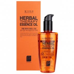 Масло для волос восстанавливающее на Основе Целебных Трав Daeng Gi Meo Ri Herbal Therpay Essence Oil 140ml