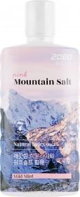 Ополаскиватель для полости рта с розовой гималайской солью 2080 Pink Salt Gargle (Mild)  750ml