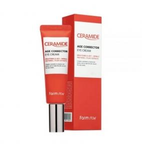Крем для кожи вокруг глаз с керамидами FarmStay Ceramide Age Corrector Eye Cream 50ml