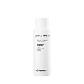Антивозрастной коллагеновый тонер Medi-Peel Derma Maison Time Wrinkle Derma Toner 250ml