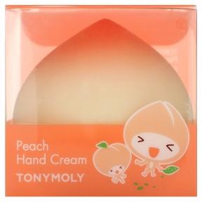 Крем для рук антивозрастной с экстрактом персика Tony Moly Peach  Hand Cream 30ml