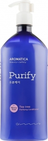 Кондиционер освежающий для кожи головы Aromatica Tea Tree Purifying Conditioner 400ml
