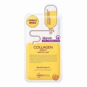 Маска Профессиональная Омолаживающая Восстанавливающая С Морским Коллагеном Mediheal Collagen Impact Essential Mask