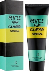 Пенка для умывания J:ON Gentle Foam Cleansing Charcoal 100ml