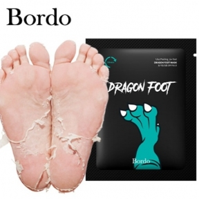 Пилинг-носочки Bordo Cool Dragon Foot Peeling Mask, 20g