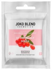 Маска гидрогелевая антиоксидантная с ягодами годжи для лица Joko Blend Goji Berry Antioxidan Hydrojelly Mask 20g