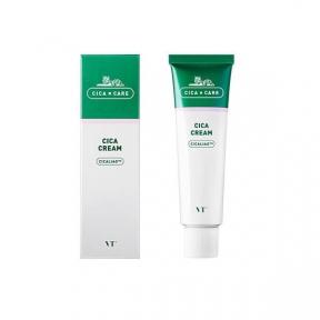 Крем успокаивающий с экстрактом центеллы VT Cosmetics Cica Cream 50ml