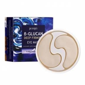 Патчи Укрепляющие С Бета-Глюканом  Petitfee B-Glucan Deep Firming Eye Mask