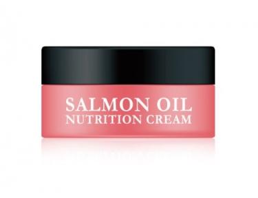 Крем омолаживающий с маслом лосося для лица Eyenlip SALMON OIL NUTRITION CREAM SAMPLE 15ml