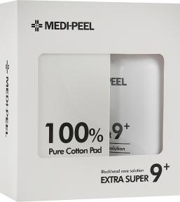 Набор средств для лица Medi-Peel Blackhead Care Solution Extra Super 9 (средство от черных точек и комедонов, 250ml + ватные диски, 40шт)