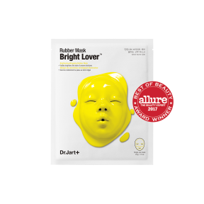 Восстанавливающая Альгинатная Маска С Экстрактом Ирландского Мха Dr. Jart Rubber Mask Bright Lover